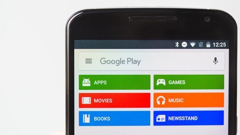 چگونه آپدیت خودکار نرم افزارها در پلی استور گوگل را غیرفعال کنیم؟