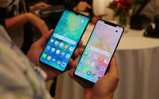 هواوی گوشیهای میت ۲۰ و میت ۲۰ پرو را رسما معرفی کرد