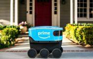 ربات های تحویل کالای آمازون در یک شهر مجازی آموزش می بینند