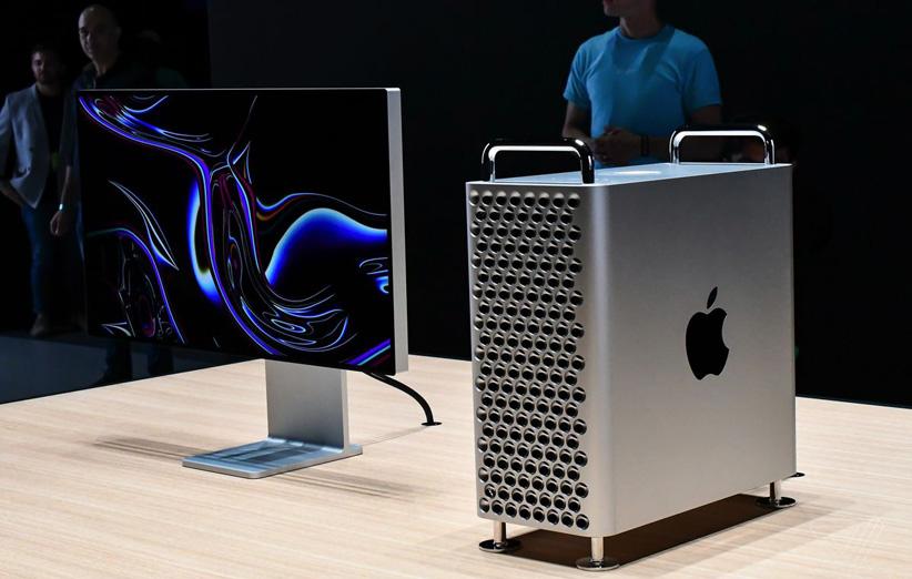 خط تولید کامپیوتر مک پرو اپل به چین منتقل میشود