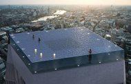 اولین استخر 360 درجه دنیا بر فراز هتلی در لندن ساخته میشود