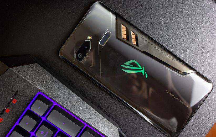 ایسوس ROG Phone 2 اولین گوشی مجهز به اسنپدراگون ۸۵۵ پلاس خواهد بود